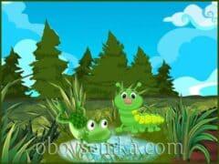 Зеленый кроссворд